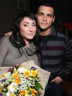 Лолита с мужем Дмитрием Ивановым