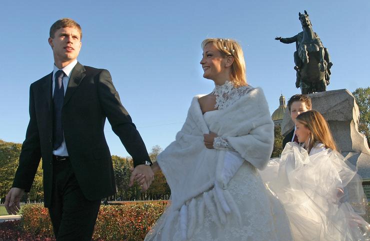 Певица 11 лет была замужем за Владиславом Радимовым