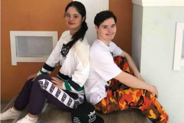 Мария Сиротинская и Влад Ситдиков