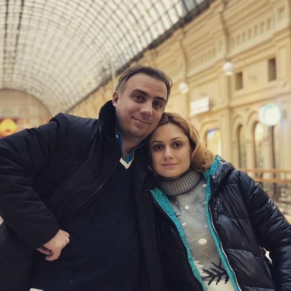 Иван Коробов и Карина Мишулина