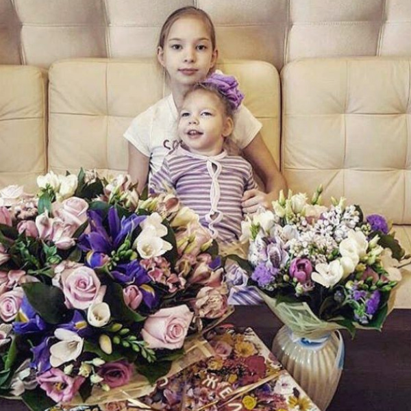 Дети Данко и Натальи – Софья и Агата