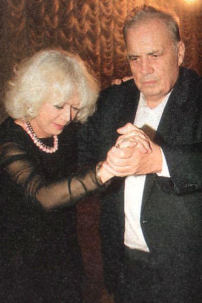 Светлана Немоляева и Эльдар Рязанов