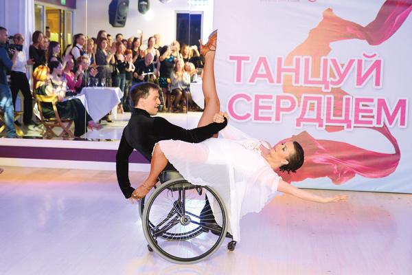 Спортивные танцы на колясках вскоре войдут в программу Паралимпийских игр