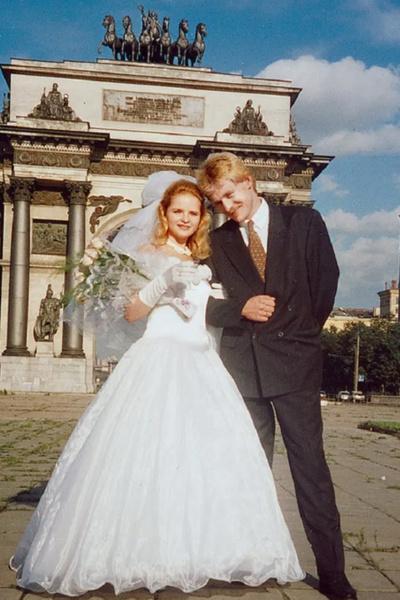 На момент свадьбы Екатерине Солоцинской было 18