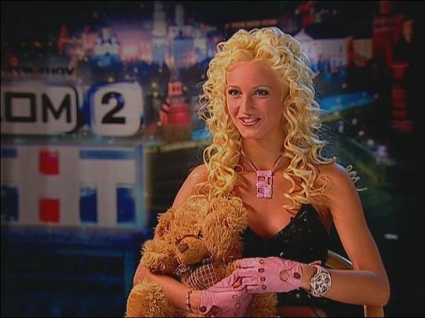 Ольга Бузова стала участницей проекта «Дом-2» в 2004 году