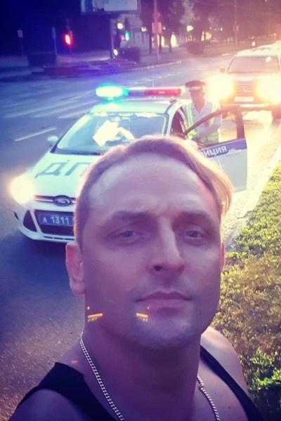 Аскольд Запашный попал в серьезную аварию