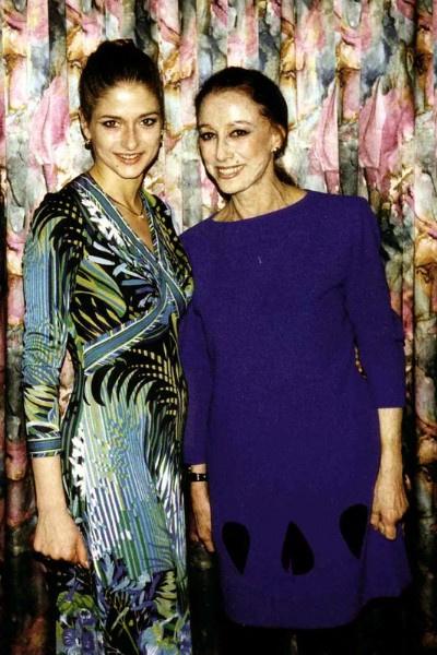 Анну Плисецкую часто сравнивали со знаменитой тетей