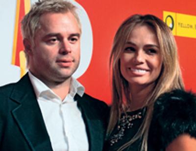 Виталий Гогунский женится на матери своего ребенка