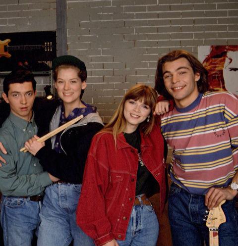 Сериал был особенно популярен у молодежи