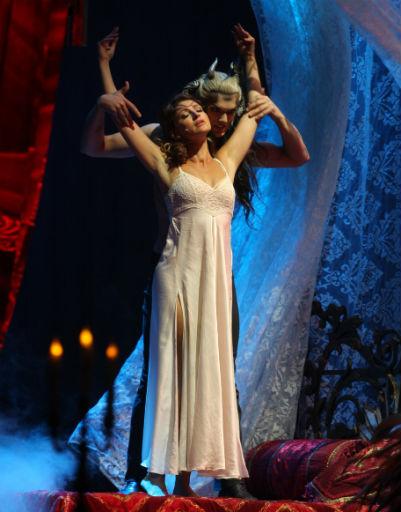 В мюзикле «Онегин» Анастасии Макеевой предстоит побороться с нечистью