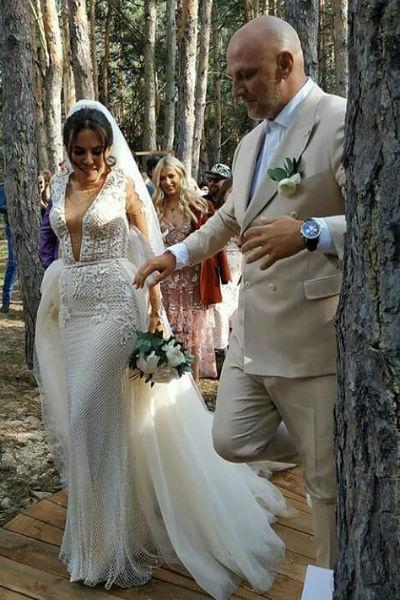 Потап и Настя давно мечтали о пышной свадьбе
