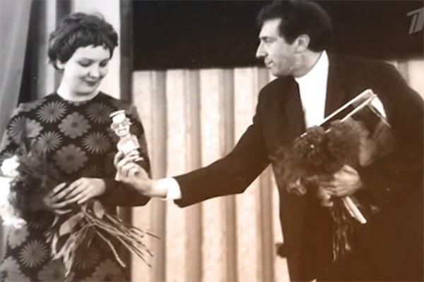 Наталья Тенякова и Сергей Юрский