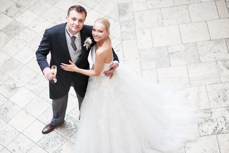 Пара расписалась в 2013-ом году