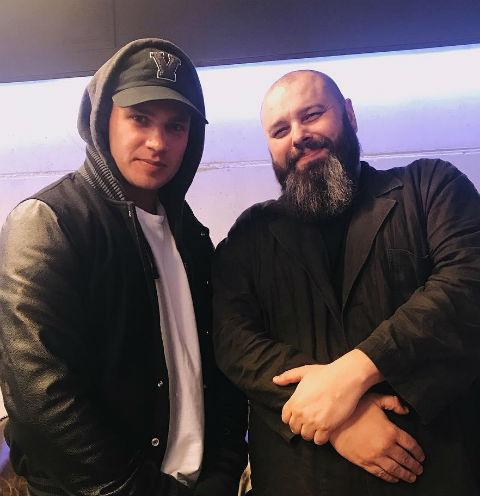 Олег Майами и Максим Фадеев