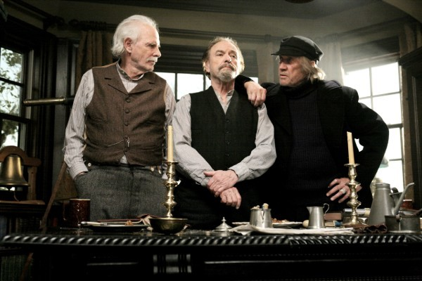 На счету Рипа Торна более 200 ролей в кино и театре