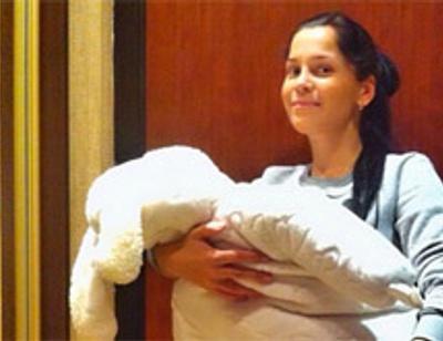 Юлия Салибекова рассказала о том, как растет младший сын