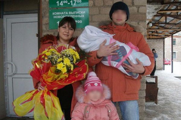 Пара воспитывает двух дочерей
