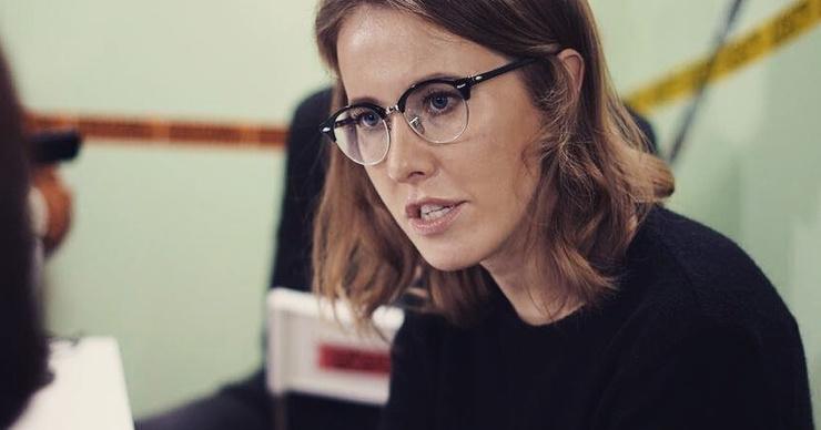 Ксения Собчак у Познера: «Мне бывает очень тяжело и обидно»