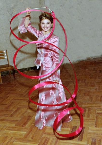 Одной из самых известных воспитанниц Ирины Винер стала Алина Кабаева