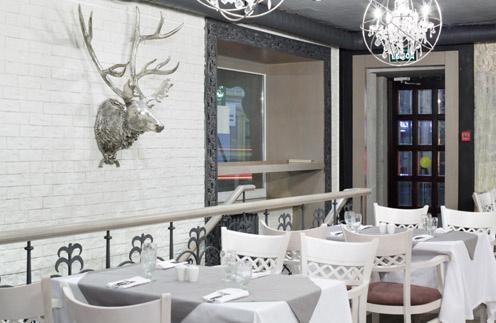 В Москве открыт классический немецкий пивной ресторан