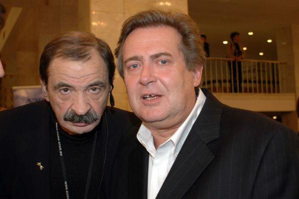 Юрий Николаевич тяжело воспринял смерть Олейникова