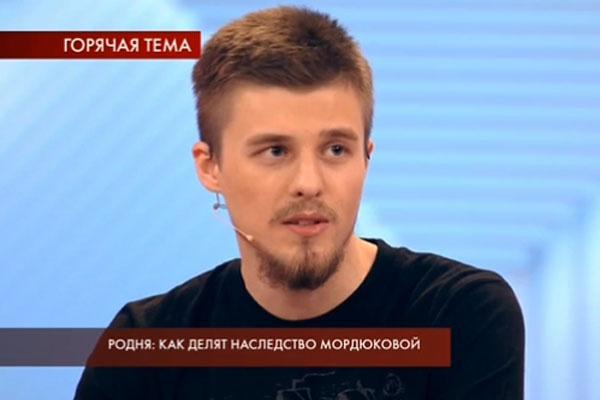 Даниил, двоюродный внук Нонны Мордюковой