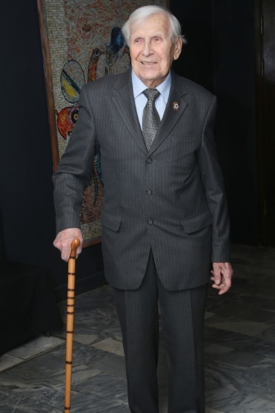 Николай Дупак — инвалид Великой Отечественной войны