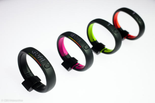 Браслет Nike+FuelBand