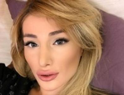 Беременная Тата Абрамсон терпит жестокое обращение жениха
