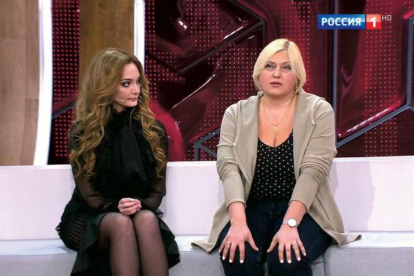 Актриса Екатерина Кмит верит Фатиме