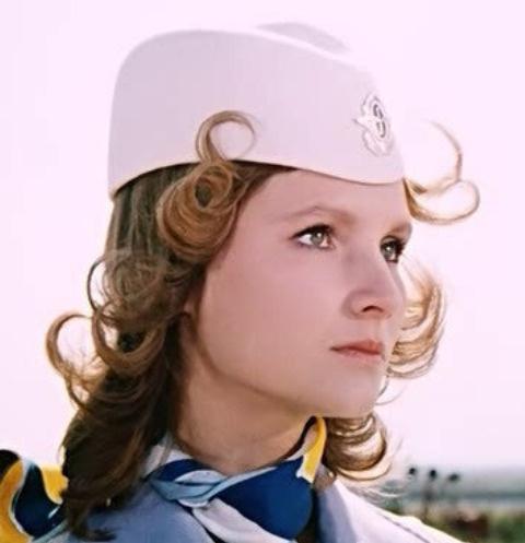Татьяна Паркина в картине «Мимино»