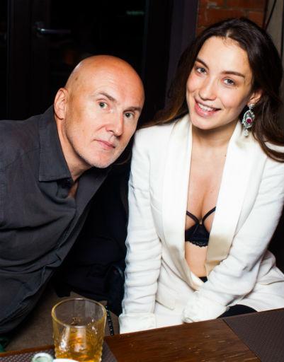 Игорь Матвиенко и Виктория Дайнеко