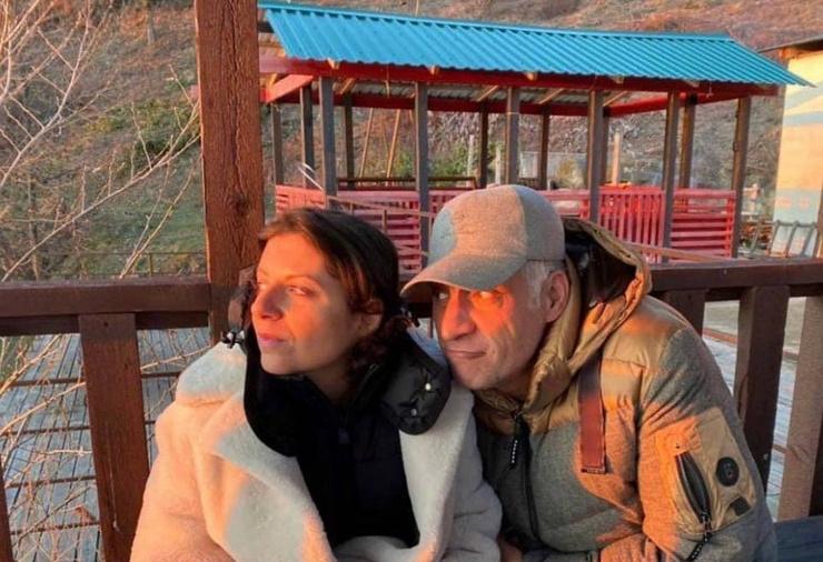 Маргарита Симоньян и Тигран Кеосаян