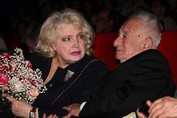 Более 30 лет Доронина не снимается в кино