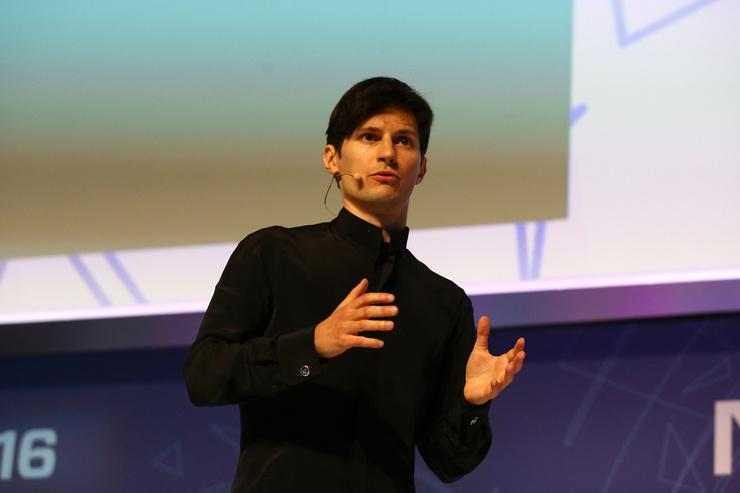 Павел Дуров запустил Telegram в 2013 году