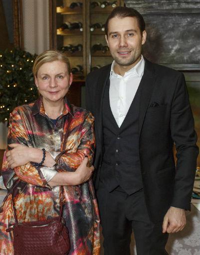 Виктория Андреянова и Даниил Федоров