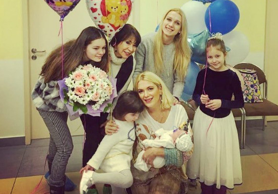 Скоро сыну Марии Порошиной исполнится год