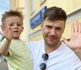 Иван Жидков насильно увез сына от бывшей гражданской жены