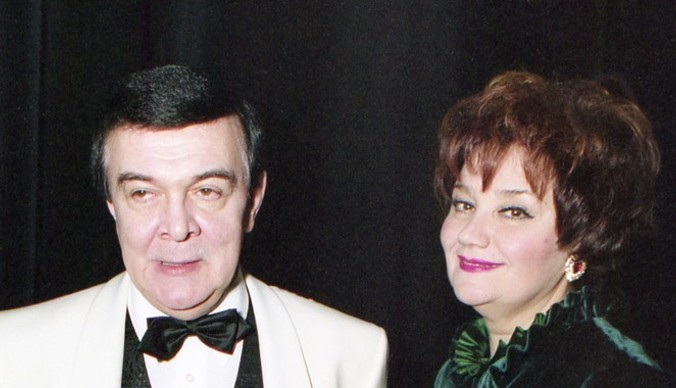 Тамара Синявская – о Милоше Биковиче в роли Муслима Магомаева и ревности к мужу