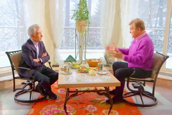 Лев Лещенко и Юрий Николаев