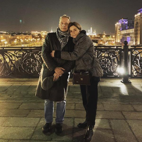 В карантин Охлобыстины устраивали ночные прогулки по столице