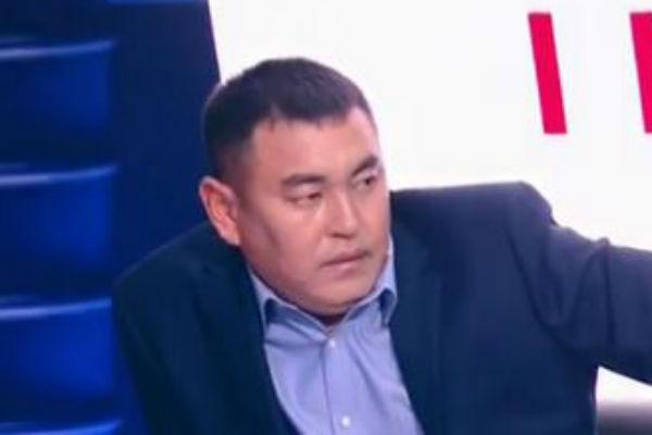 Улукбек Сулейманов, бывший муж Азимы