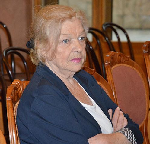 Галина Дашевская