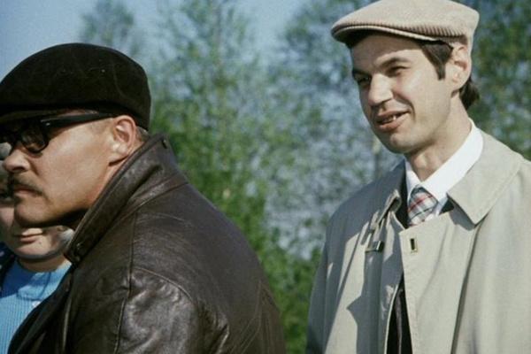 Георгий Бурков сыграл в картине Губошлепа
