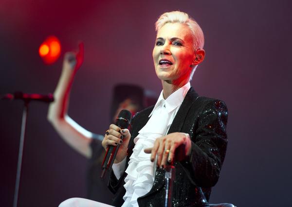 Автобиография  вокалистки Roxette Мари Фредрикссон