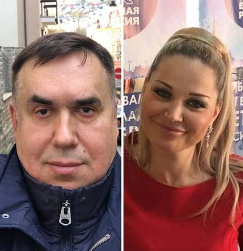 Стас Садальский и Мария Максакова
