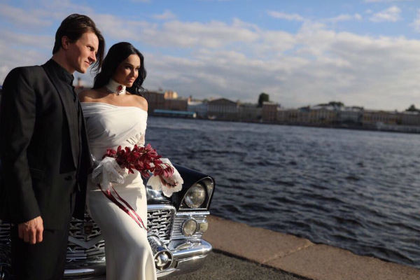 Свадьба Алексея и Алены была очень необычной