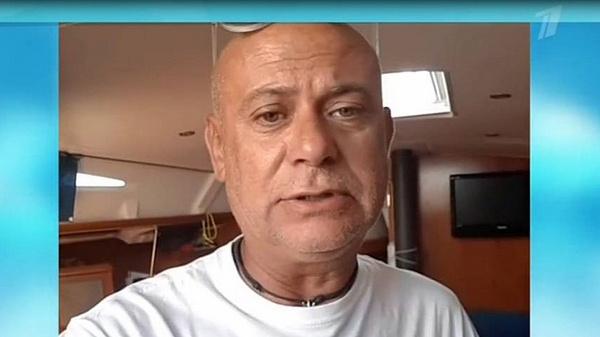 Джузеппе публично обратился к телеведущей