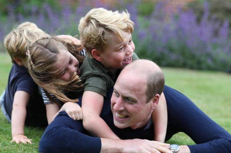 Уильям всегда мечтал о большой семье