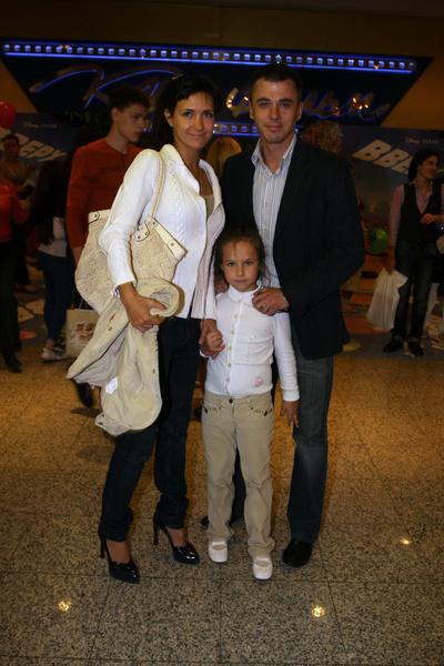 Климова и Петренко до сих пор часто общаются ради детей